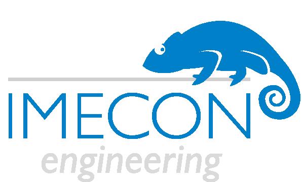 IMecon logo