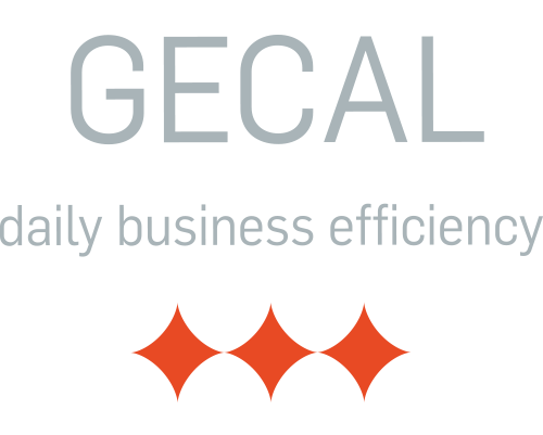 Gecal logo